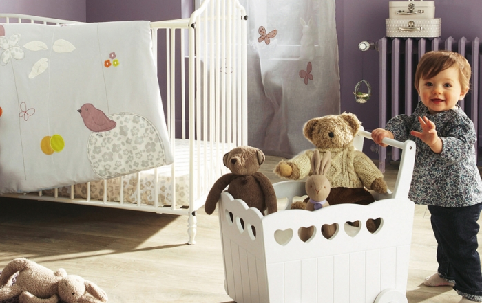 How to Make Your Nursery Safe and Healthy for Years to Come