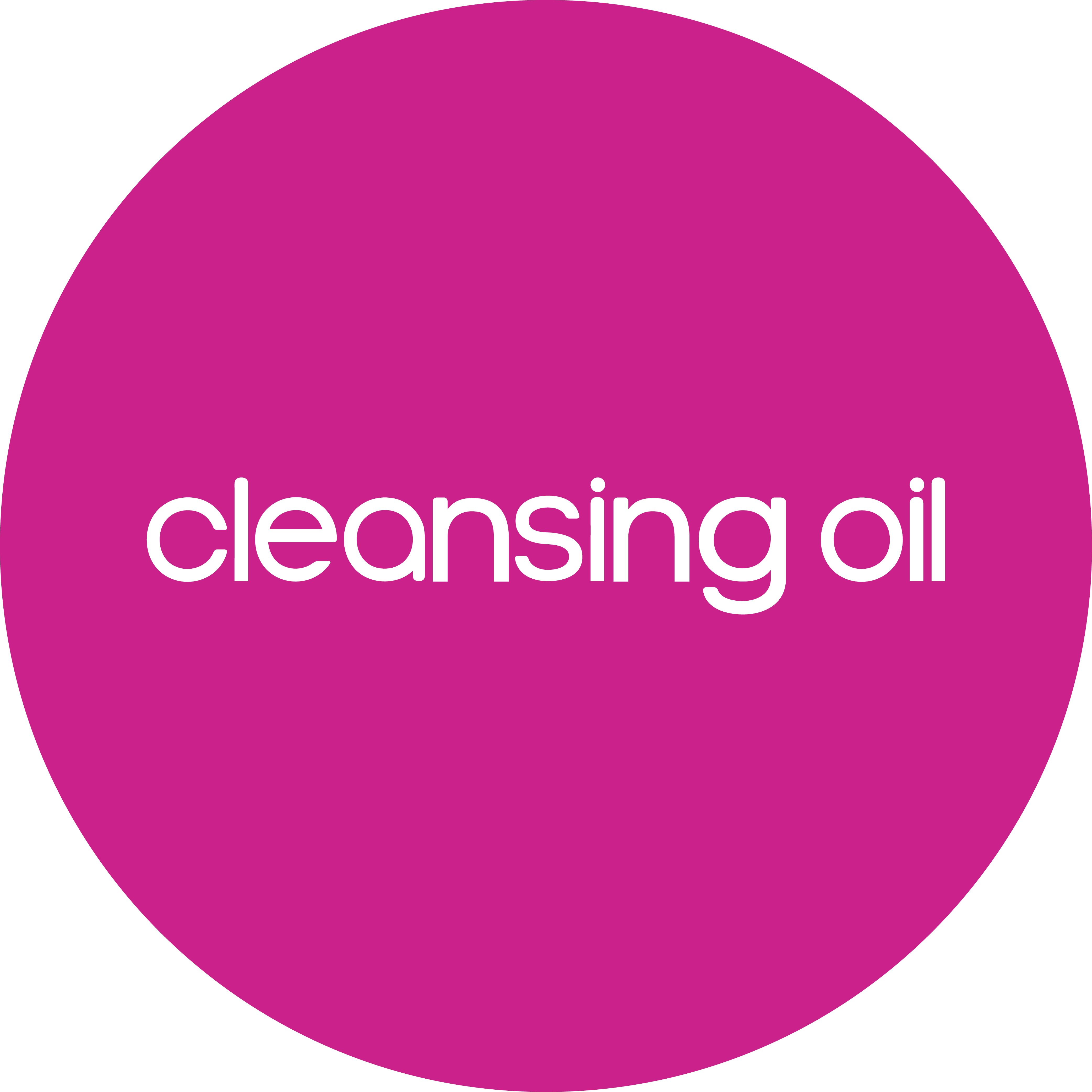 Shop organic all natural cleansing oils.