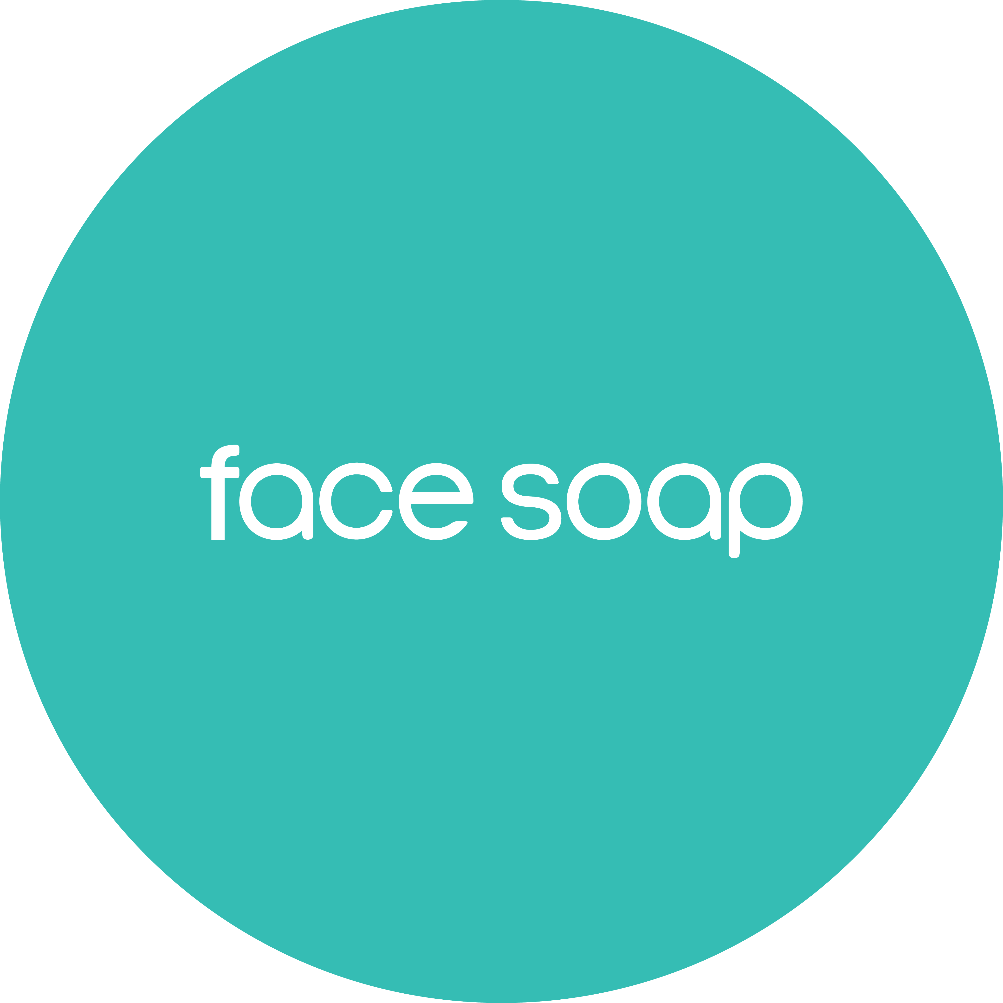 Shop all natural face soaps.